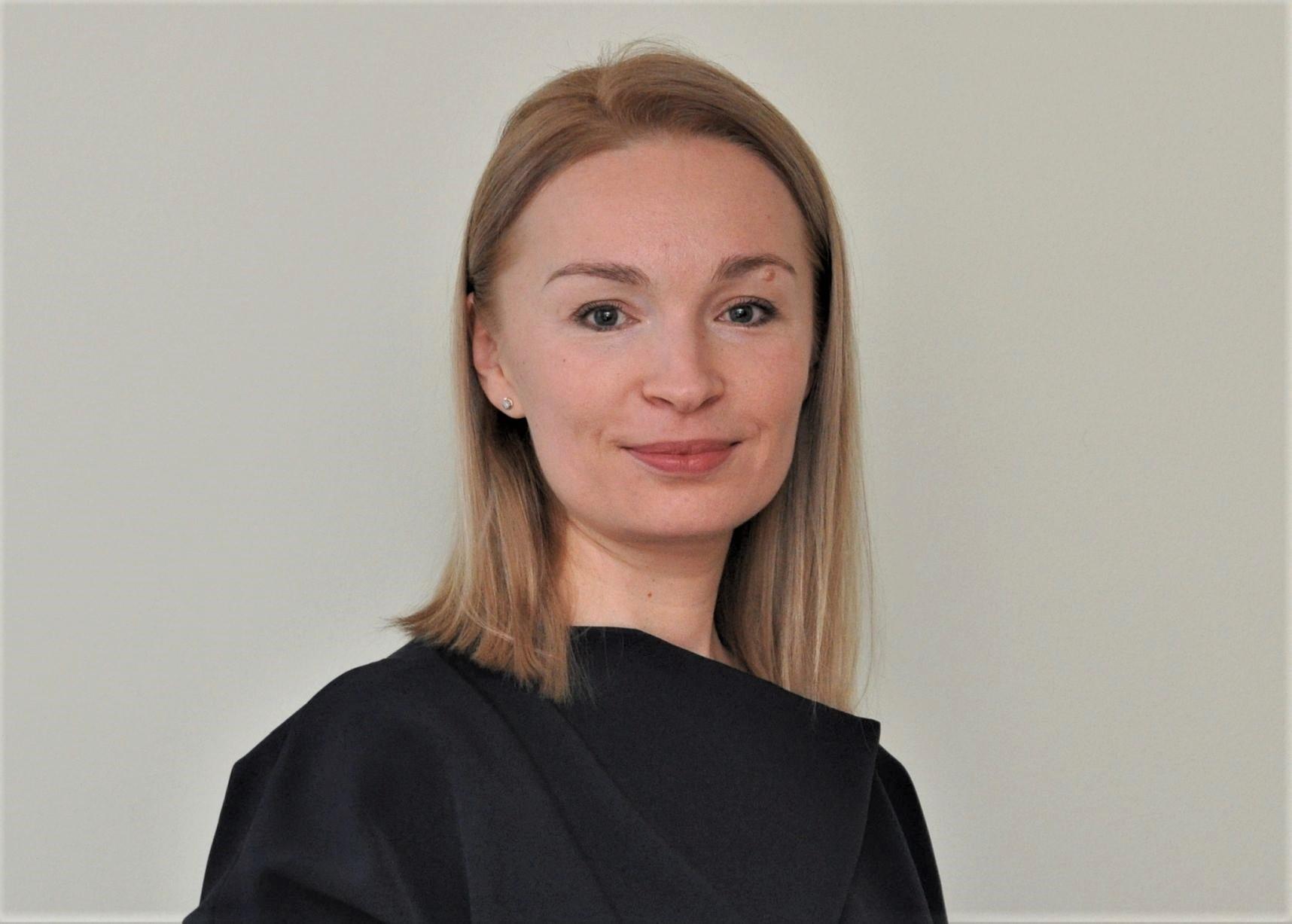 Picture of Oksana Rauškina