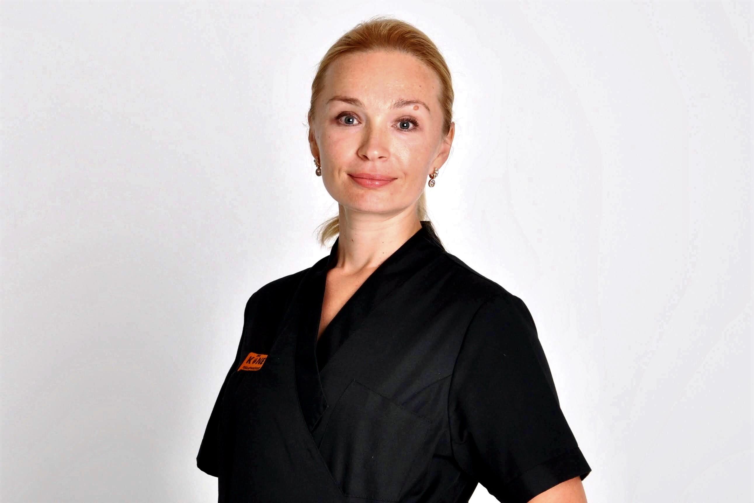Picture of Oksana Raushkina